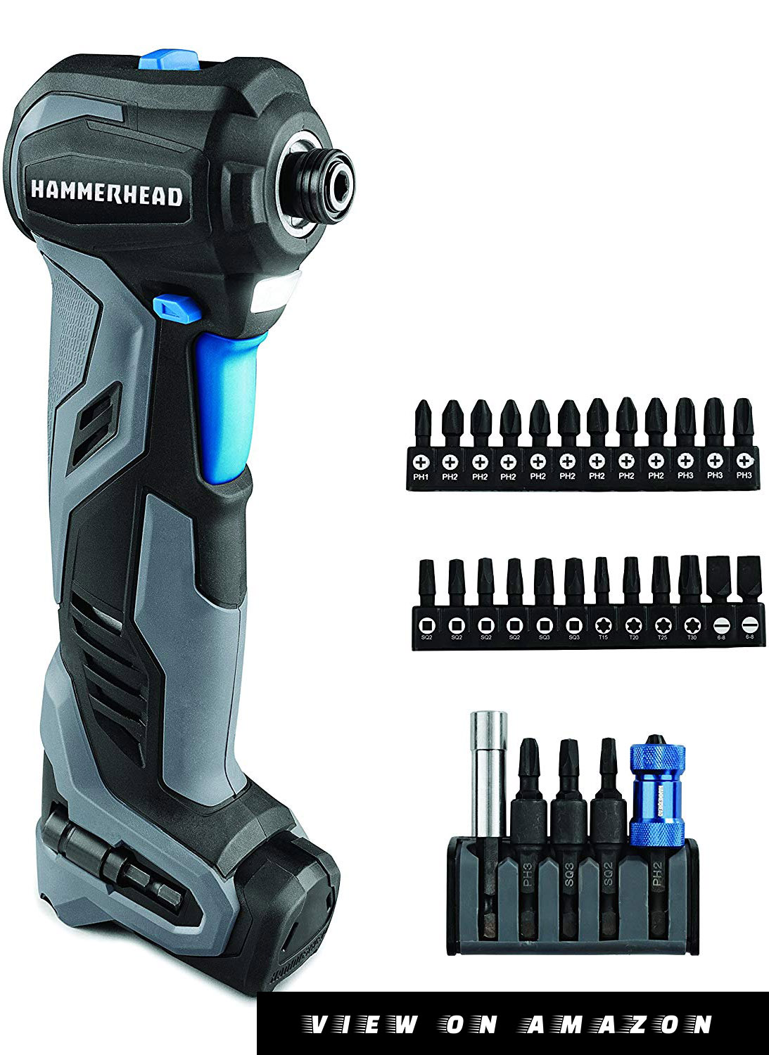 HAMMERHEAD – Best Impact Driver For Working On Cars