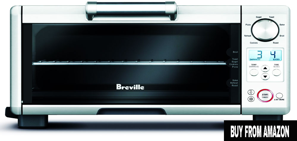 Breville – Best Toaster Oven For Toast