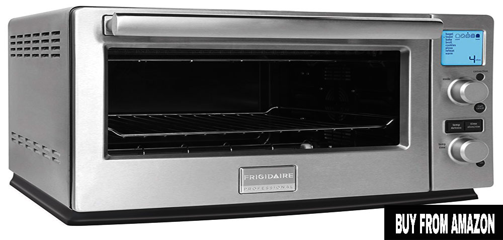 frigidaire professional toaster oven manual