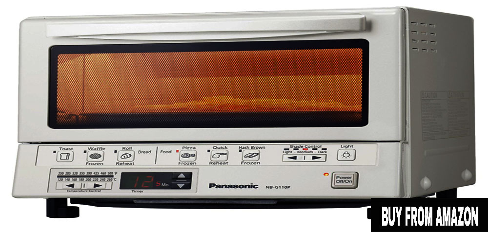 Panasonic NB – Best Digital Toaster Ovens