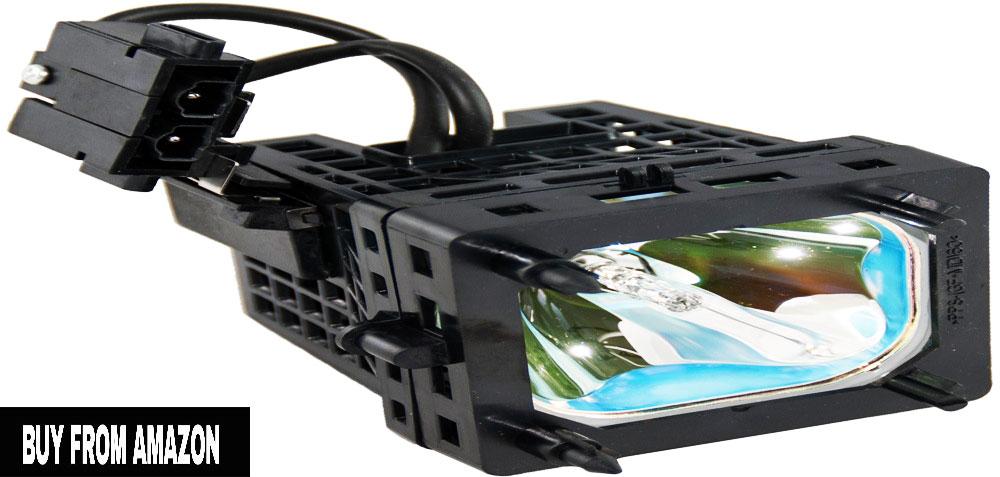 Sony XL5200 Rear – Best CL1-video projectors