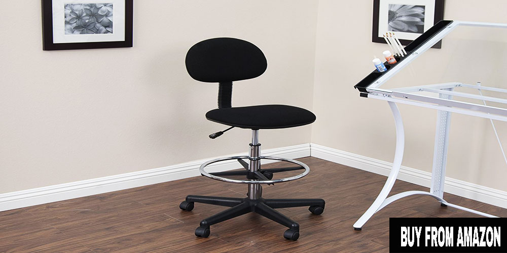Boss Office Products B16245-BK – Best Office Chairs For Back Support