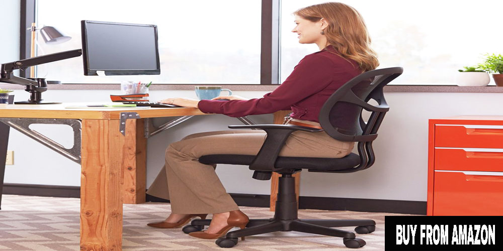 Mid-Back Mesh Chair – Best Office Chair For Lower Back Pain