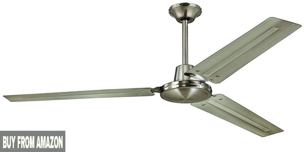 Best Bedroom Ceiling Fans Westinghouse 7861400 Industrial 56-Inch