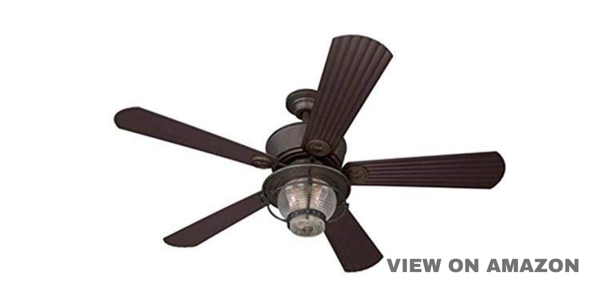 Best Ceiling Fans With Bright Lights – Merrimack 52