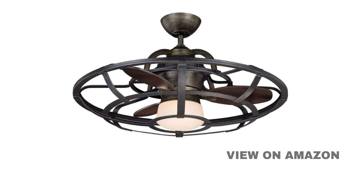 Best Ceiling Fans With Lights – Savoy House 26-9536 FD-196