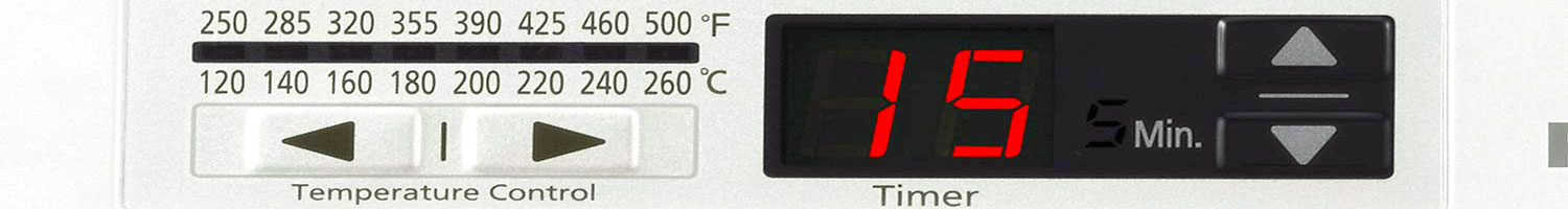 cooking and heating timer