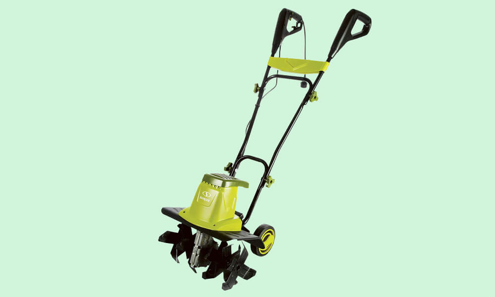 Best Electric Rototiller- Sun Joe TJ60 4E