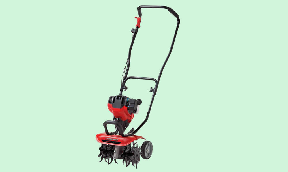 Best Electric Tiller For Clay Soil - Bilt TB154e