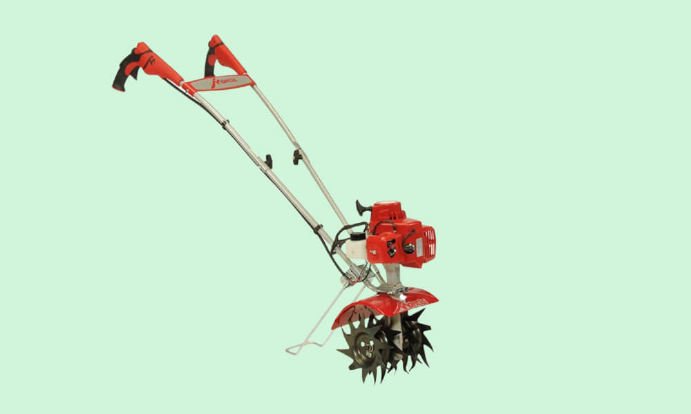 Best Small Electric Tiller - Mantis 7924