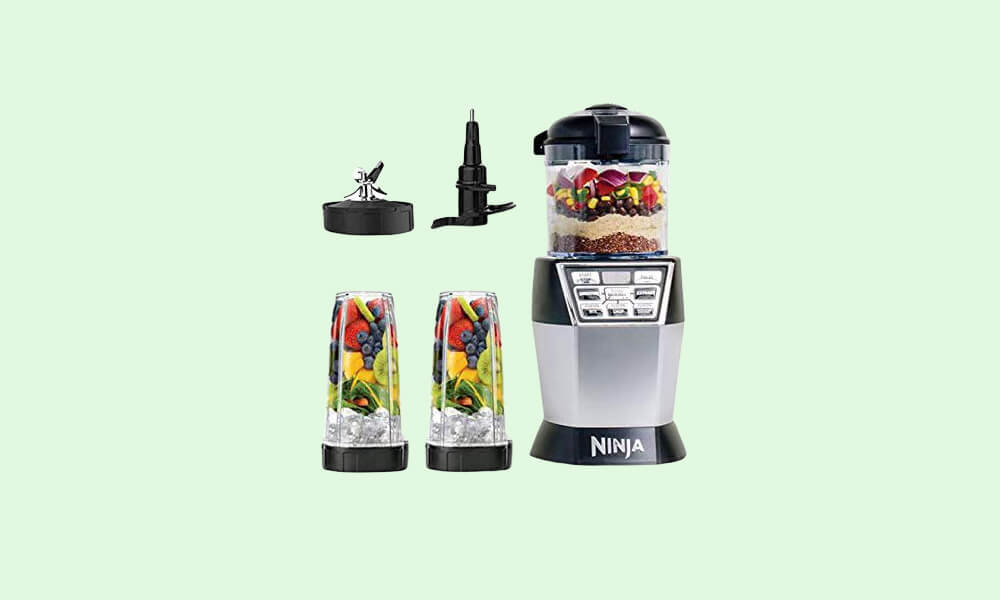 Best Blender For Smoothies And Ice-Nutri Ninja Nutri Bowl Duo