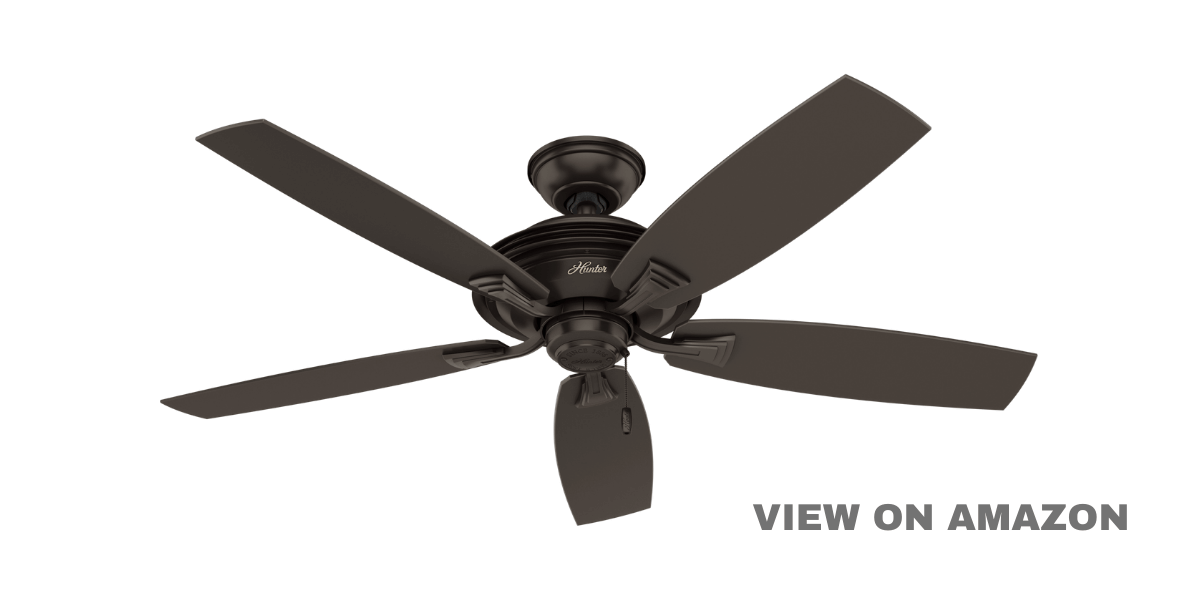 Best Ceiling Fan Brands 2020 – Hunter 53091