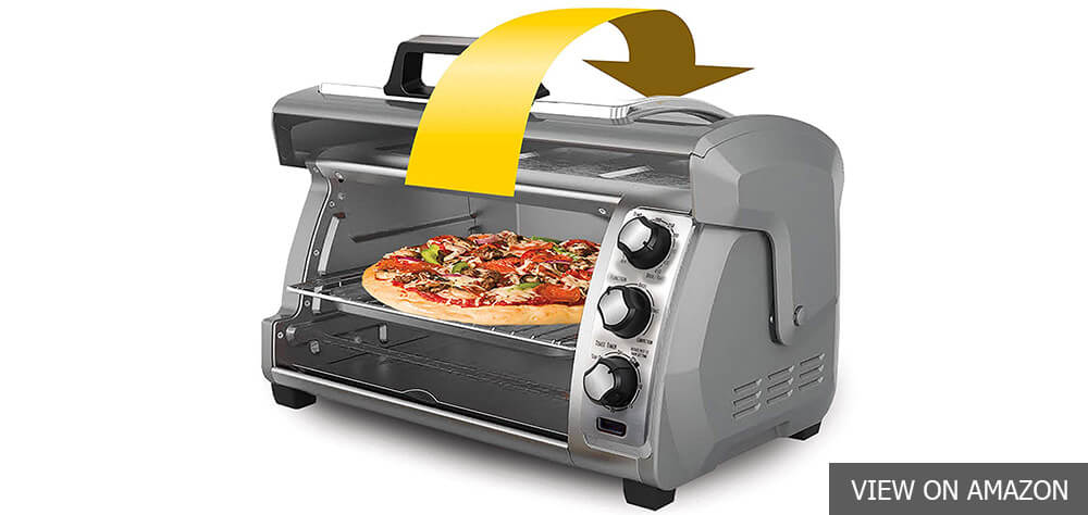 Best Toaster Oven Pizza