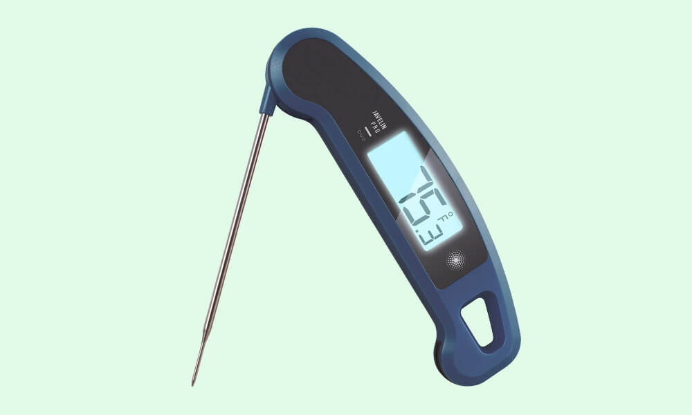 Best Instant Read Meat Thermometers On The Market-Lavatools Javelin Pro Duo Thermometer