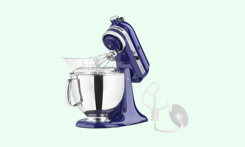 Best Large Capacity Stand Mixer