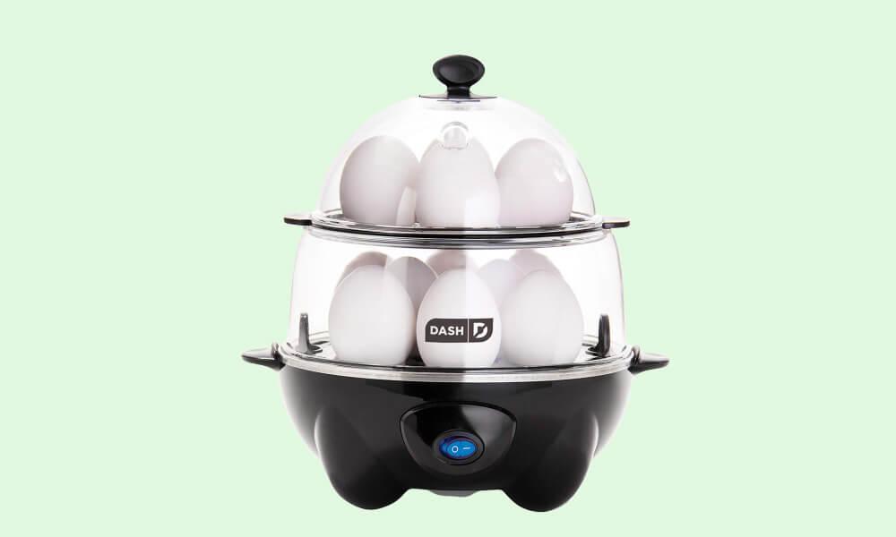 Dash Deluxe Rapid Egg Cooker - best egg cooker for homemade