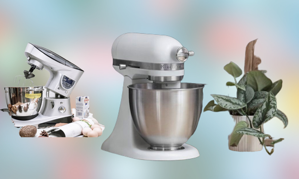 Best Stand Mixer to Buy for Home Use
