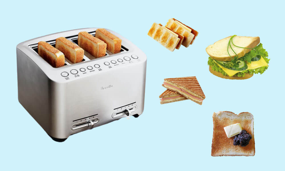 5 Best 4 Slice Toaster On The Market