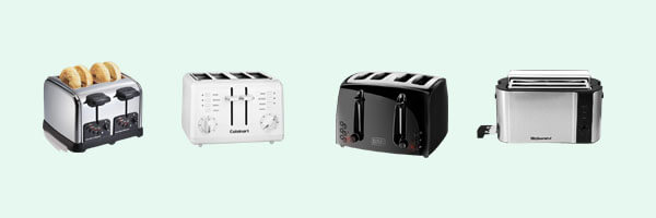 Best 4 Slice Toaster On The Market