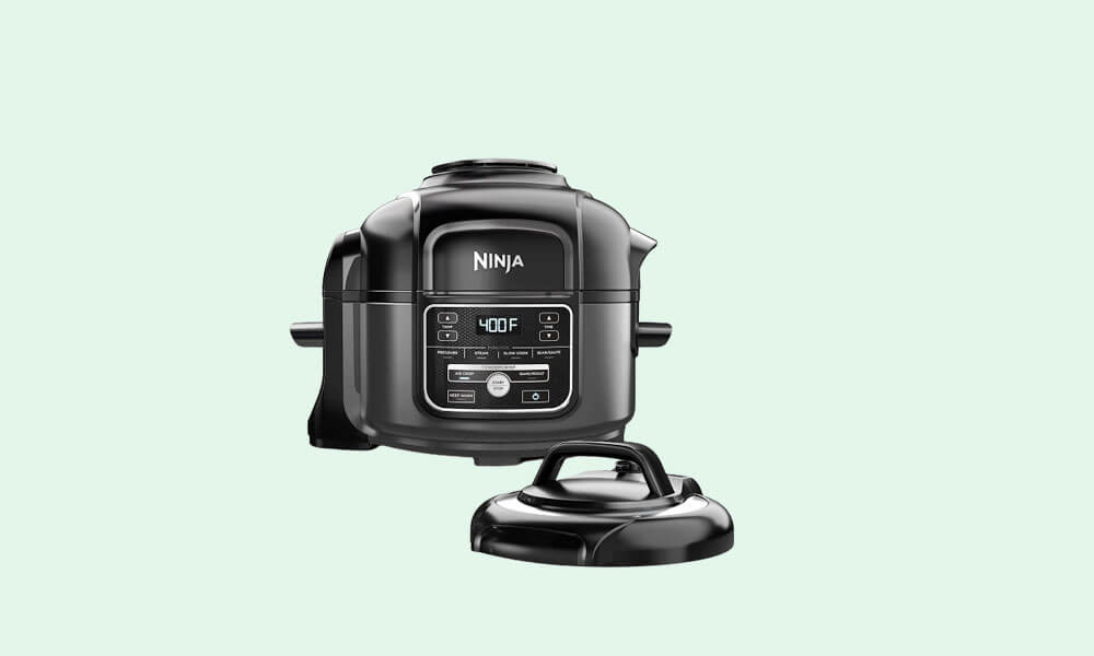 Ninja Foodi 7-in-1 Pressure Cooker with 5-Quart Capacity
