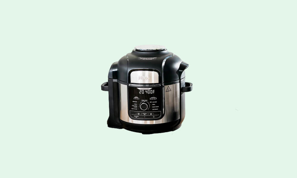 Ninja Foodi 9-in-1 Pressure Cooker with 8 Quart Capacity 2020