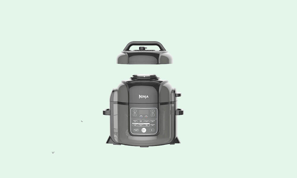 Ninja Foodi 9-in-1 Pressure Cooker with 8 Quart Capacity