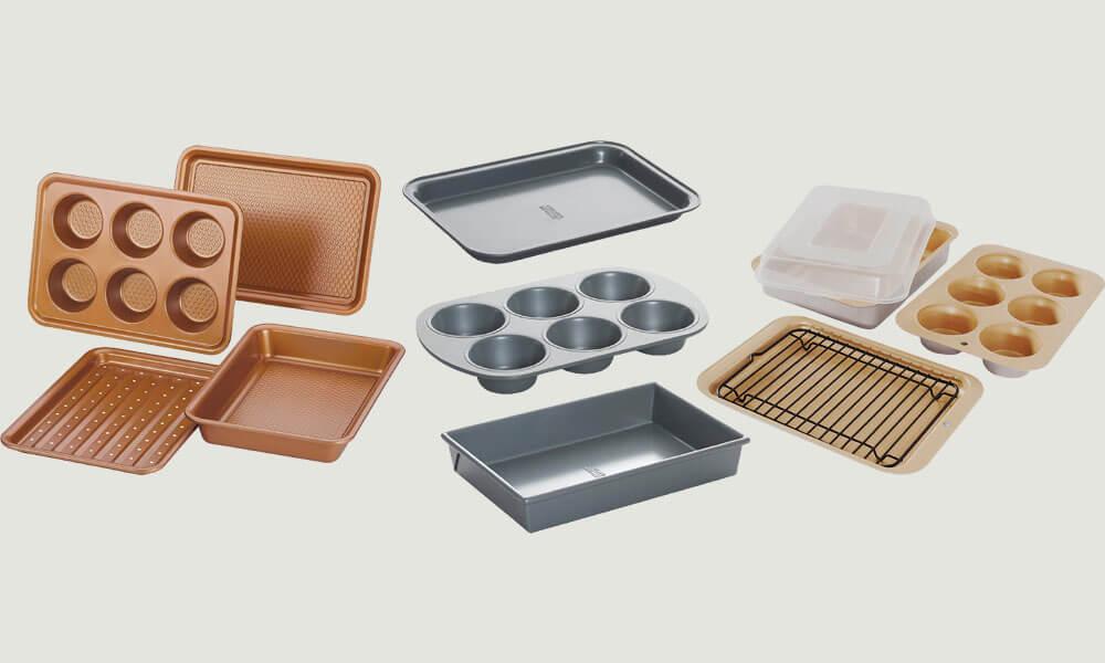 Compact Ovenware 5-piece Set