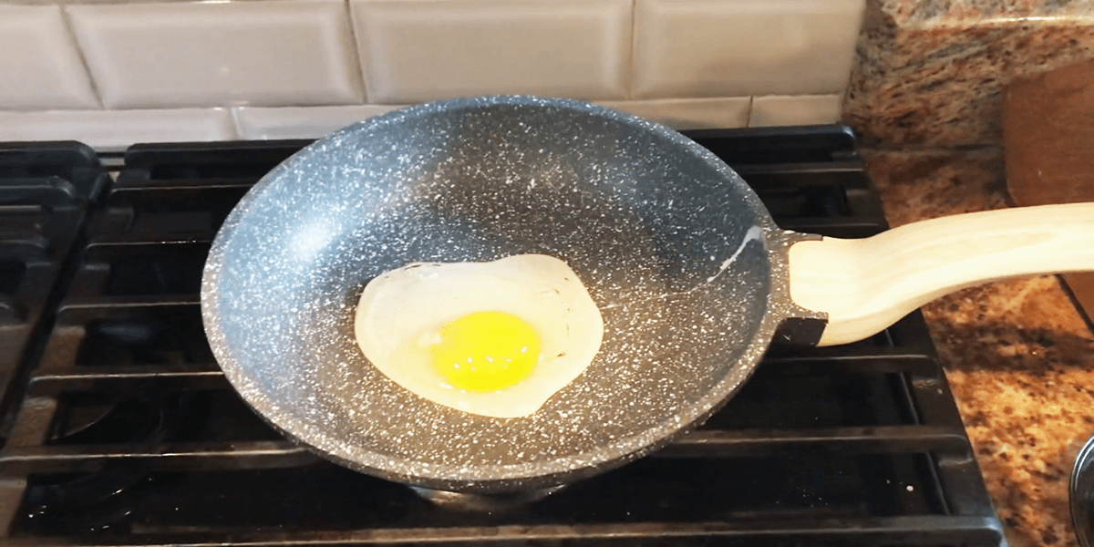 best frying pan for fried eggs