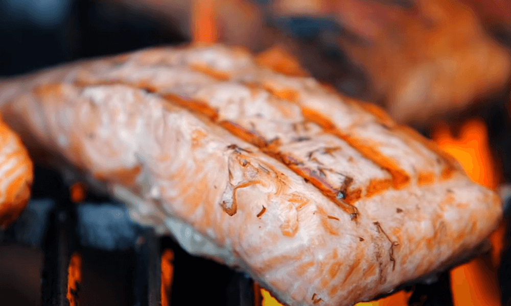 How To Cook Fillet Salmon Recipe With Garlic Lime Butter